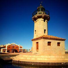 #Lighthouse - https://flic.kr/p/GGbjHs | Mira qué foto! Es en el #GraodeCastellon | by anaduna    http://dennisharper.lnf.com/