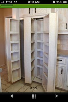 Pantry! Maybe even bathroom??  :)