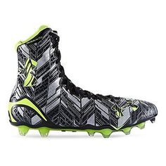 fa000feb2371 Under Armour Men's UA Highlight MC Lacrosse Cleats Soccer Shoes, Soccer  Cleats, Boys Shoes