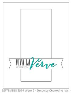 Viva la Verve Sketches: Viva la Verve September 2014 Week 2