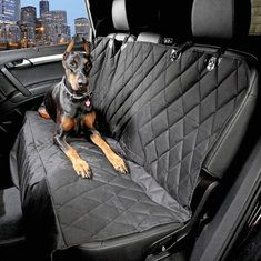 130*150*55cm Pet Car Seat Cover Dog Safety Mat Cushion Rear Back Seat Protector Hammock is Worth Buying - NewChic Mobile
