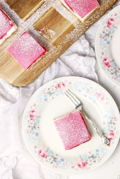 Prinsessbiskvier i långpanna - My Kitchen Stories Cake Bites, Kitchen Stories, Fika, Lchf, Vanilla Cake, Bakery, Sweets, Snacks, Cookies
