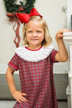 Holiday Clothing by Crescent Moon Children