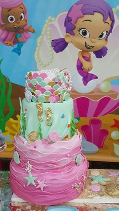 Whimiscal Under The Sea Birthday Party Ideas