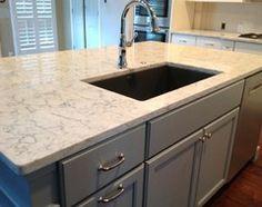 Lg Viatera Minuet Quartz New Kitchen Quartz Kitchen