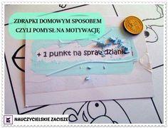 Nauczycielskie zacisze: Zdrapki domowym sposobem czyli pomysł na motywację, dyscyplinę DIY scratch cards for kids