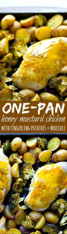 One pan, 6 ingredien