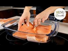 Menu, Cheese, Cooking, Ethnic Recipes, Sissi, Youtube, Blog, Polish Food Recipes, Salmon
