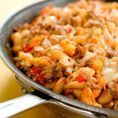 Skillet Macaroni and Beef Recipe - Cooks Country