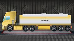 Today, we brings new learning video for kids. This time kids can learn a oil tank truck and its uses. The toy oil tank truck gets assemble and than he start teaching his uses to children.  #oiltanktruck #formation #uses #vehicles #truck #kids #parenting #educational #kidslearning