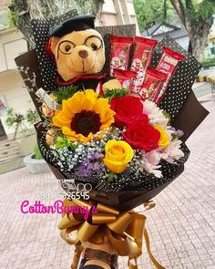 Order or enquiry's please Whatsapp us No : We provide delivery for Penang Kedah Kl Selangor (Selected Area) Graduation Bouquet, Graduation Gifts, Valentine Gift Baskets, Valentine Gifts, Sunflower Bouquets, Chocolate Bouquet, Rose Bouquet, Fresh Flowers, Diy Gifts