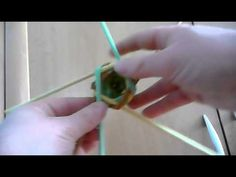 pletení z papíru - obtáčené pletení, věnce atd...