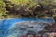 The turquoise river by Jose Manuel Garcia on 500px