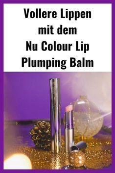 Vollere Lippen und Lippenpflege in einem? Ja, das geht! Mit dem Nu Colour Lip Plumping Balm von NuSkin. Er pflegt deine Lippen und lässt gleichzeitig deine Lippen voller werden. Außerdem kannst du damit mit glänzenden Lippen aufwarten. Du kannst ihn mit und ohne Lippenstift verwenden. Er sieht ein bisschen wie ein Lipgloss aus und macht einen schönen Kussmund und volle Lippen. Bring dein Makeup auf das nächste Niveau. #nuskin #lipplumping #makeup #kussmund #vollelippen #kosmetik Nu Skin, Lip Plumping Balm, Lipgloss, Lip Colors, The Balm, Lips, Make Up, Wanderlust, Beauty