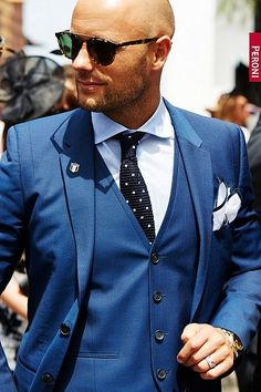 A well put together suit is always beneficial; outside of a pool party there is no such thing as 'overdressed'