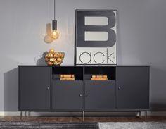 Flexibel förvaring av vår tillverkare Hammel. EM Möbler - Mistral. Home Decor Furniture, Sideboard, Buffet, Cabinet, Storage, Clothes Stand, Purse Storage, Buffets, Closet