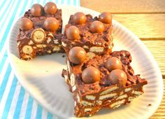 No Bake Malteser Cake recept | Smulweb.nl