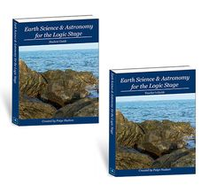 Teach earth science and astronomy to your middle school student! This printed combo includes the teacher guide and student guide. {FREE Shipping - US only}