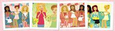 Bridal Shower..  Games: http://bridalgames.charming.netdna-cdn.com/wp-content/uploads/naughtknowthebride.pdf