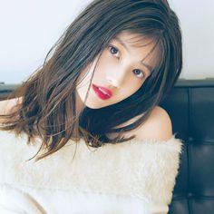 Asian Model Girl, Asia Girl, Asian Beauty, Japanese Beauty, Girl Crushes, Pretty Girls, Actors & Actresses, Cool Girl, Long Hair Styles