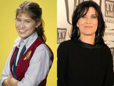 "Nancy McKeon (Jo Polniaczek) brought an edge that none of the elite school's girls had before. When the show came to an end in 1988, McKeon couldn't seem to find a suitable new home. She did almost have another major TV hit. When producers were casting the part of Monica Geller on ""Friends,"" it came down to McKeon and Courteney Cox.   Ultimately, McKeon turned to drama for her next small-screen achievement, playing Inspector Jinny Exstead on ""The Division"" & directing a couple of episodes."