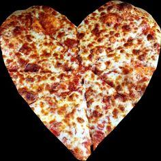 Again, i love pizza