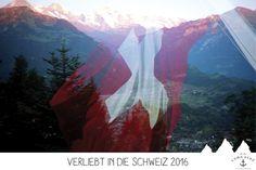 Ein Jahr Schweiz: Freebie Kalender  (c) Lomoherz