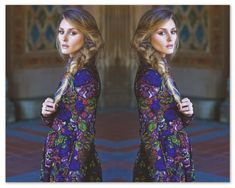 The Olivia Palermo Lookbook : Olivia Palermo for Harper's Bazaar Mexico