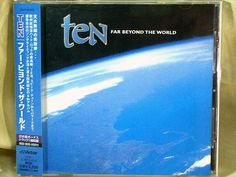 CD/Japan- TEN Far Beyond The World +1 bonus trk w/OBI RARE 2001 Gary Hughes #MelodicHardRock