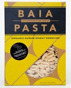 Free Flavour » Baia Pasta