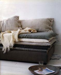 thisivyhouse:    Hemp & Linen