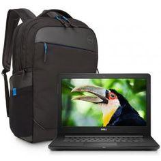 """Notebook Dell Inspiron i14-3467-M10BP 6ª Geração Intel Core i3 4GB 1TB 14"""" HD Windows 10 com as melhores condições você encontra no Magazine Paulomm. Confira! Windows 10, Usb, Backpacks, Notebook, Bags, Operating System, Handbags, Backpack, The Notebook"""
