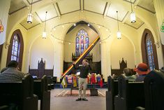 D.C. church changes worship from passive to participatory | Faith and Leadership