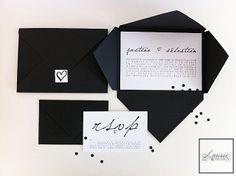 une invitation à la fois classique et moderne Cards Against Humanity, Invitations, Design, Art, Weddings, Classic, Modern, Art Background, Kunst