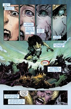 Batman: The Drowned (2017-) Chapter 1 - Page 1 Comic Online Page