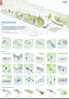 arch_it City Acupuncture public space competition prize in competition for small scale urban intervention City Acupuncture for ECC Wrocław 2016 - Architecture Daily Architecture Panel, Landscape Architecture Design, Architecture Graphics, Architecture Drawings, Architecture Portfolio, Concept Architecture, Architecture Diagrams, Architecture Colleges, India Architecture