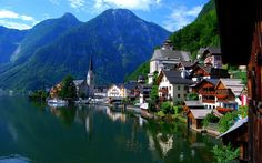 The Most Fairytale Villages Around The World   http://www.caandesign.com/fairytale-villages-around-world/