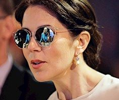 LINDBERG Celebrities  Crown Princess Mary of Denmark