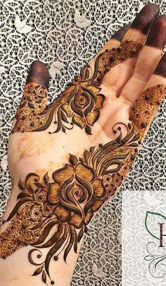 Khafif Mehndi Design, Rose Mehndi Designs, Mehndi Designs 2018, Mehndi Design Pictures, Mehndi Designs For Beginners, Mehndi Designs For Fingers, Beautiful Mehndi Design, Dulhan Mehndi Designs, Henna Tattoo Designs