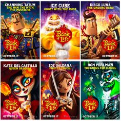 The Book Of Life Is Absolutely Beautiful [CONTEST: Win a