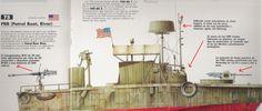 PBRs Patrol Boat, River (Pibber) El bote de patrullaje de rios (conocido como riberine o pibber o simplemente PBR). es la designación...