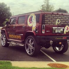 Hail yeah! Now that's a ride! #HTTR