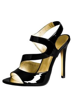 Versace for H&M: Leather heels, $129