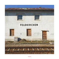 150310.01 railway station of feldkirchen near munich