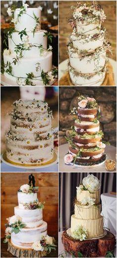 25 Best Forest Wedding Cakes Images Forest Wedding Wedding