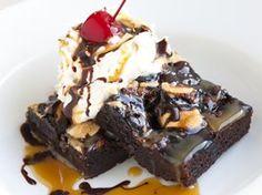 10-Layer Brownies Recipe from Betty Crocker