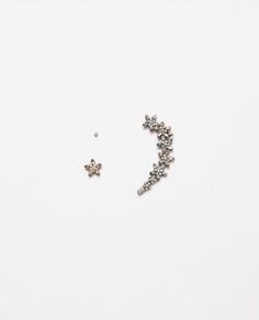 Image 1 of FLORAL EARCUFF PACK from Zara