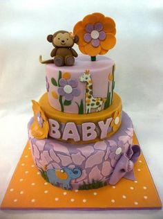 Absolutely adorable for baby shower!