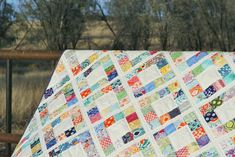 Charmed Quilt by LIVE.LOVE.SEW by Keera Job www.livelovesew.com.au