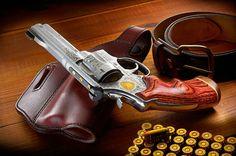 D and L Sports Custom Revolver.
